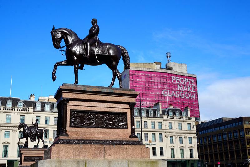 Glasgow, Scotland - People Make Glasgow