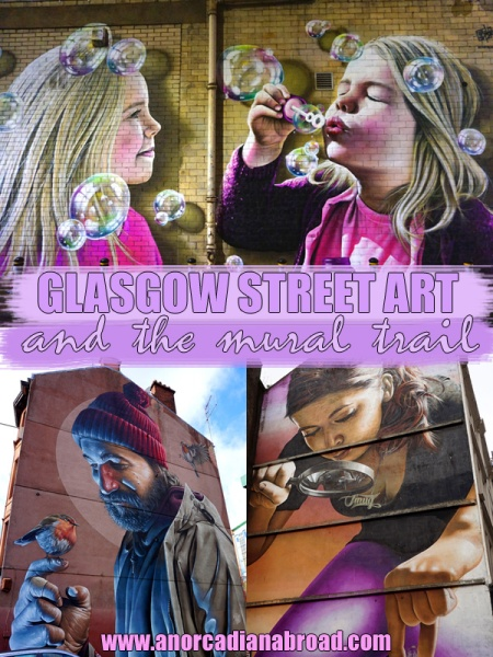 Glasgow Street Art & The Mural Trail