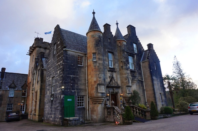 Stonefield Castle, Scotland