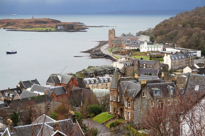 McCaig Tower, Oban, Scotland