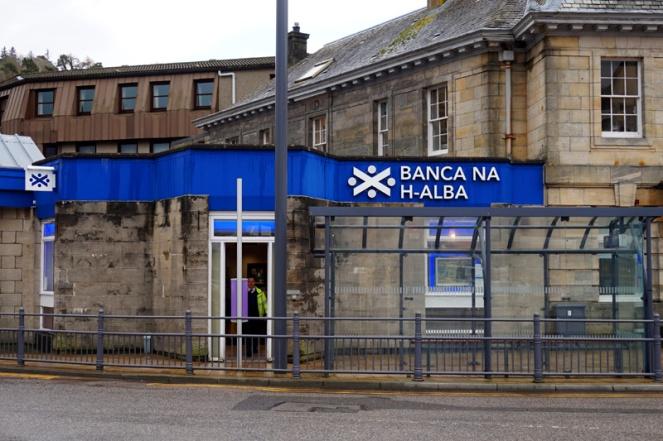 Banca Na Alba, Oban, Scotland