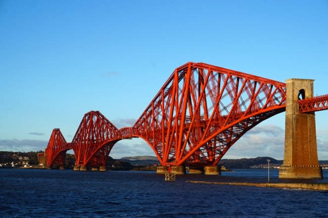 Forth Rail Bridge, Edinburgh