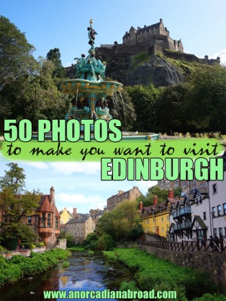 50 Photos To Make You Want To Visit Edinburgh, Scotland's Vibrant And Historical Capital