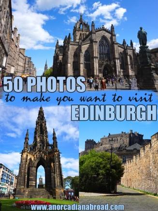 50 Photos To Make You Want To Visit Edinburgh
