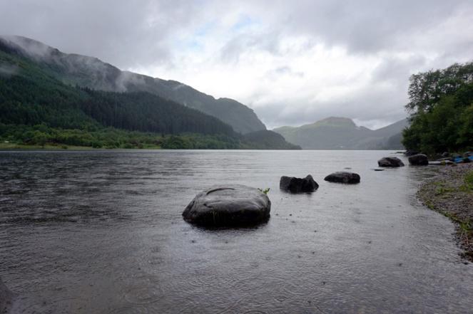 Loch Lubnaig, Trossachs, Scotland
