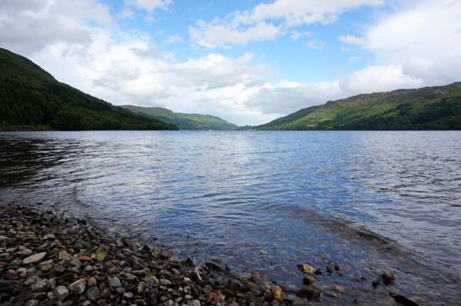 Loch Tay, Trossachs, Scotland
