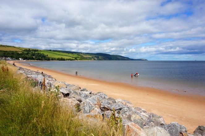 Rosemarkie Beach, Black Isle, Scotland