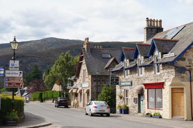 Braemar, Aberdeenshire, Scotland