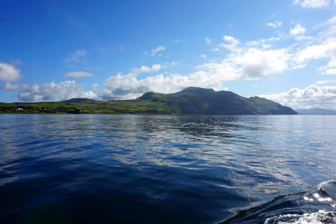 On the water, Isle Of Mull, Scotland