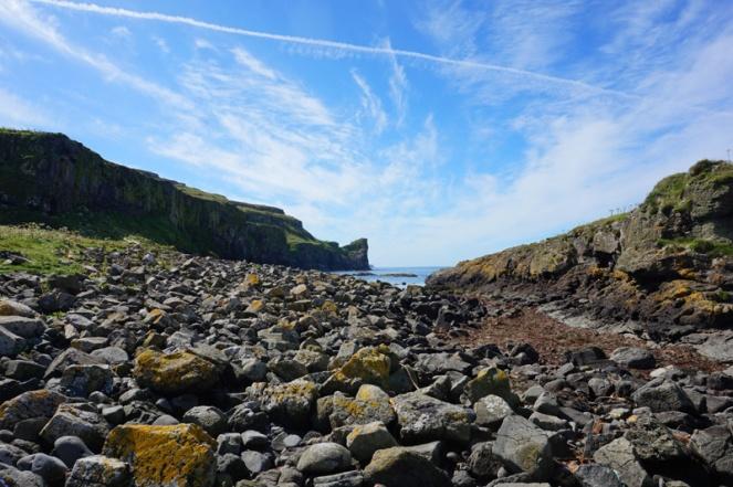 Lunga, Treshnish Isles, Scotland