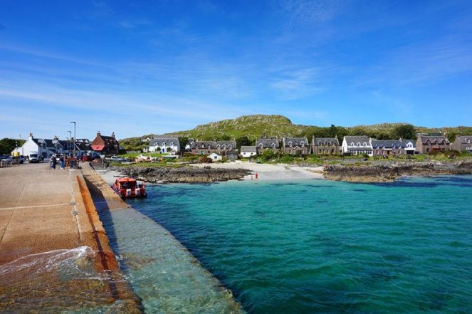 Iona or the Caribbean? Hard to tell with these beaches. Iona, Scotland
