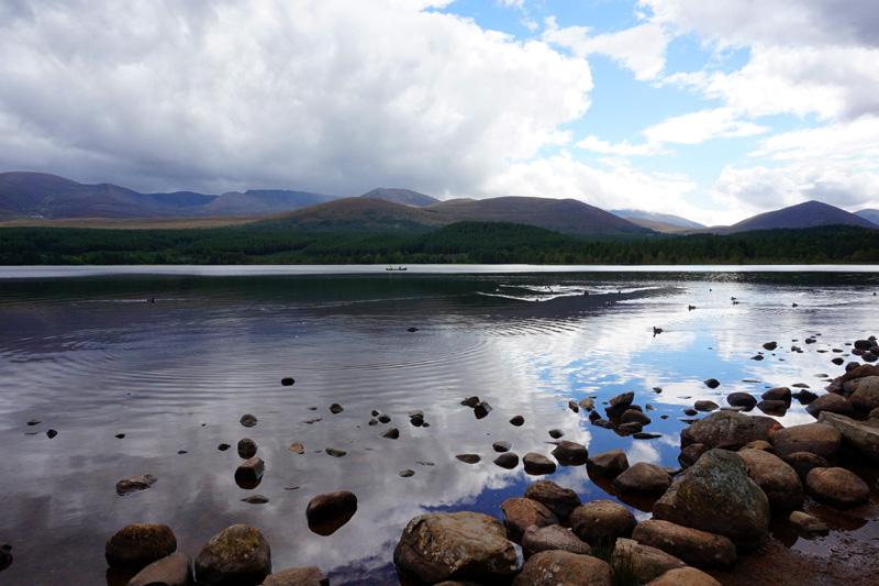 Loch Morlich, Aviemore, Scotland