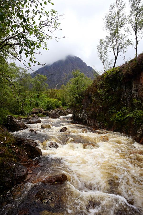Glen Evite Mor, Glencoe, Scotland