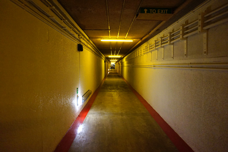 Scotland's Secret Bunker, Fife, Scotland