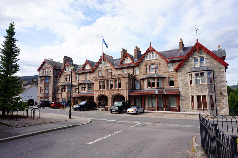 Fife Arms, Braemar, Scotland