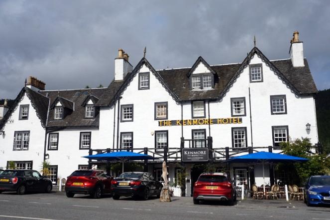 Kenmore Hotel, Scotland