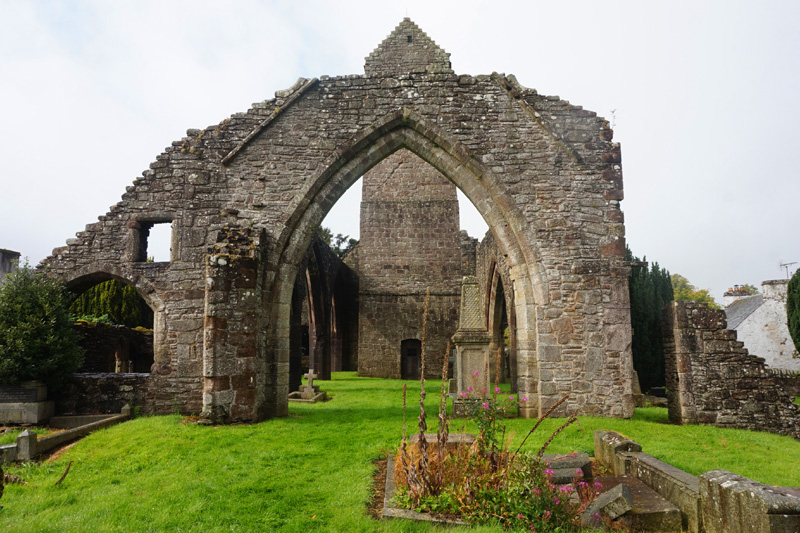 Church in Muthill, Perthshire, Scotland
