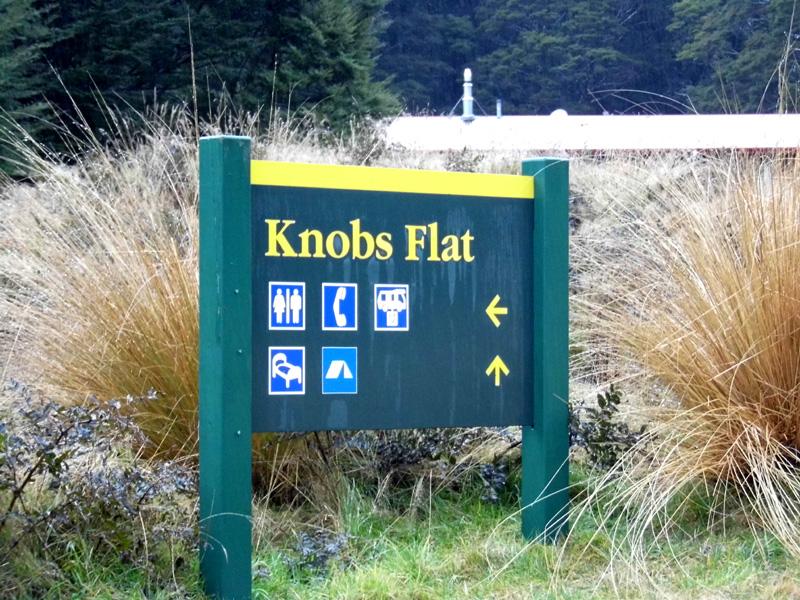 Knobs Flat, New Zealand