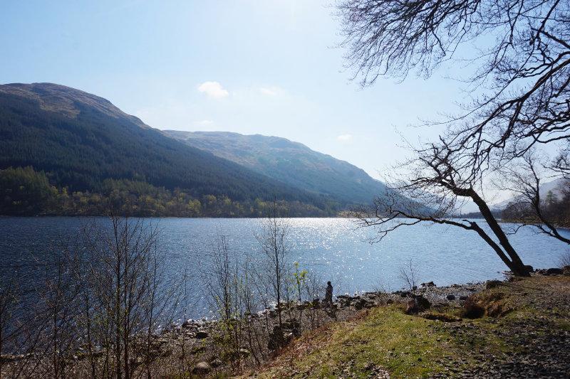 Loch Voil, Trossachs, Scotland