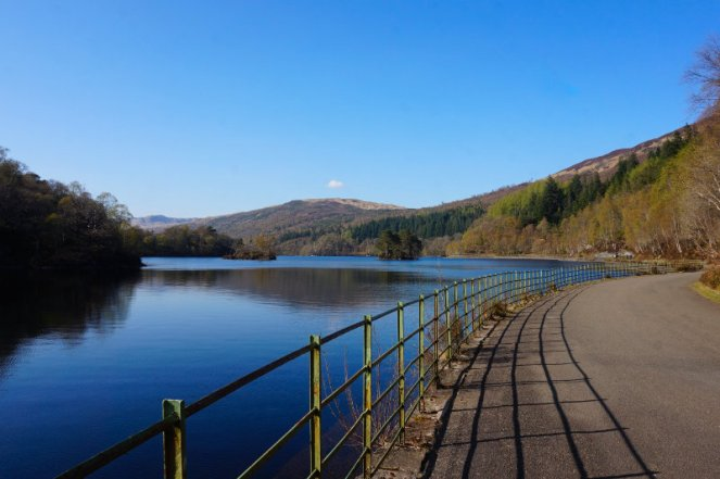 Loch Katrine, Trossachs, Scotland