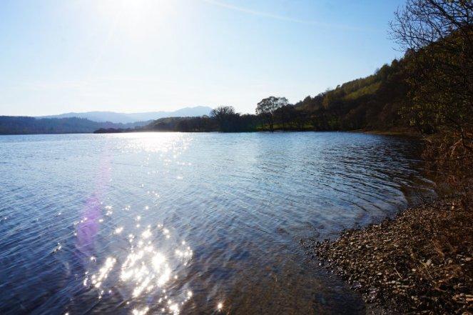 Loch Venachar, Trossachs, Scotland
