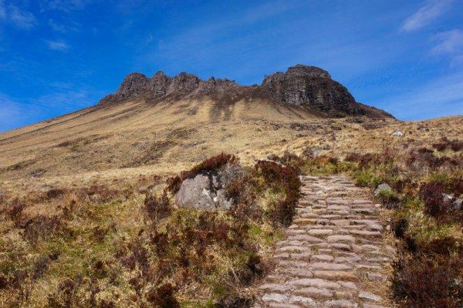 Stac Pollaidh hike, Assynt, Scotland