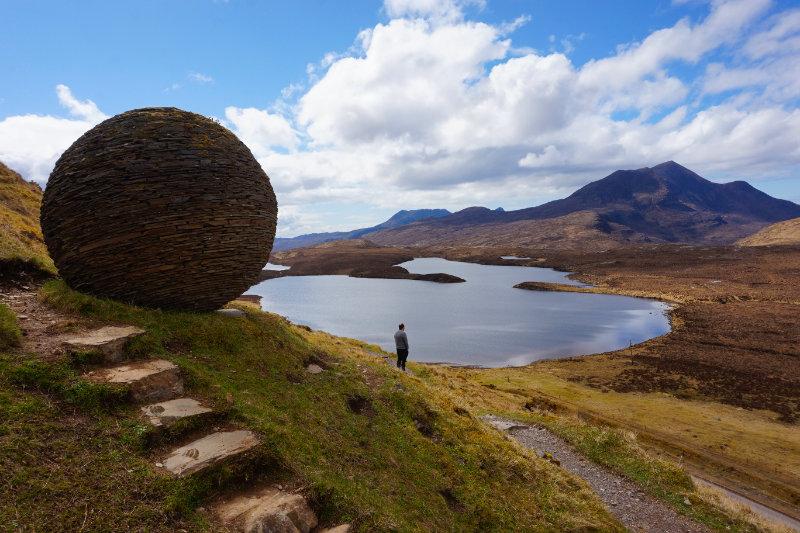 Knockan Crag, Assynt, Scotland