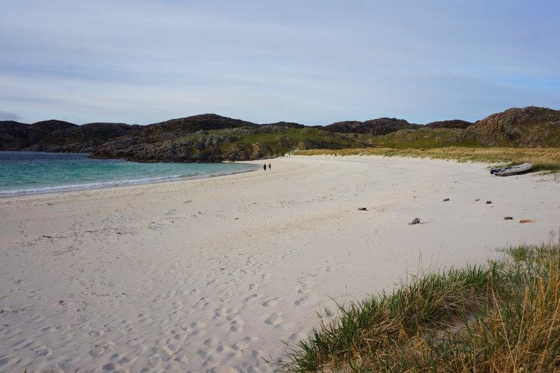 Achmelvich Beach, Assynt, Scotland