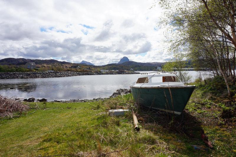 Lochinver, Assynt, Scotland
