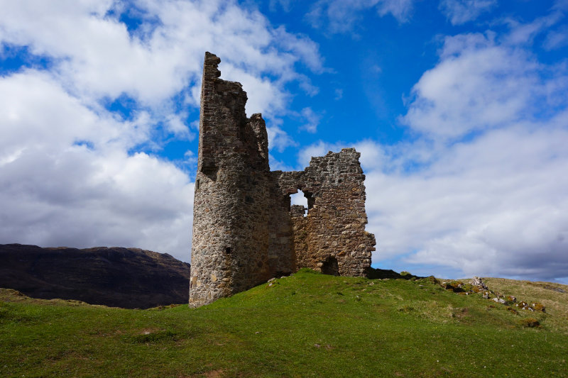 Ardvreck Castle, Assynt, Scotland