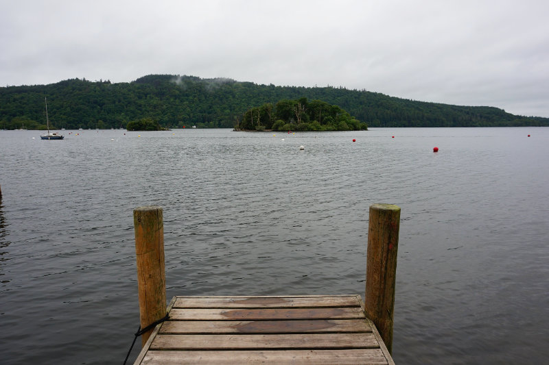 Windermere, Lake District, England