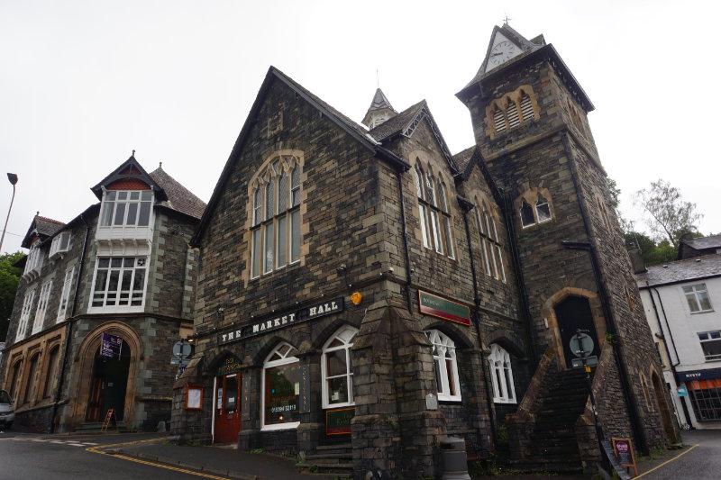 Ambleside, Lake District, England