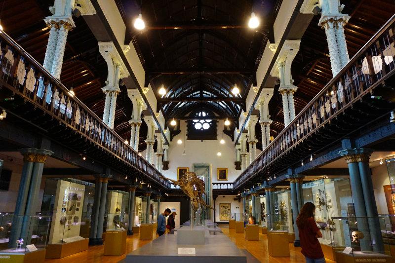 Hunterian Museum, Glasgow, Scotland