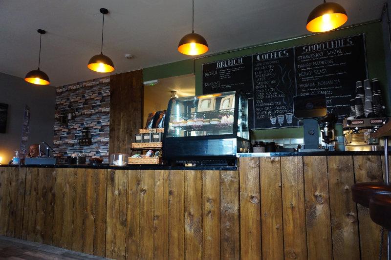 No.9 Coffee, Stornoway, Isle Of Lewis, Scotland
