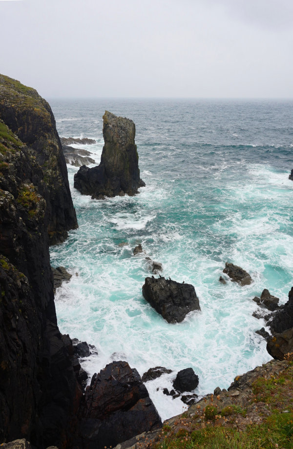 Butt Of Lewis sea stack, Isle Of Lewis, Scotland