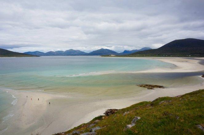 Seilebost beach, Isle Of Harris, Outer Hebrides, Scotland