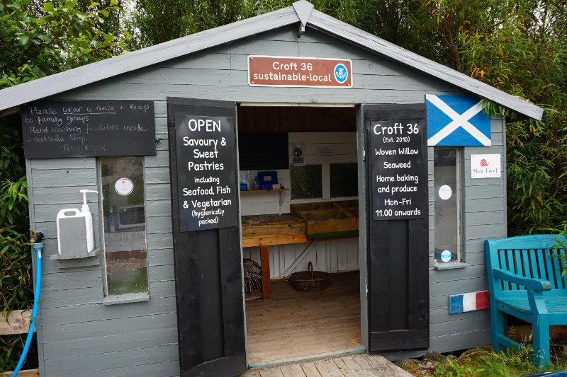 Croft 36, Isle Of Harris, Scotland