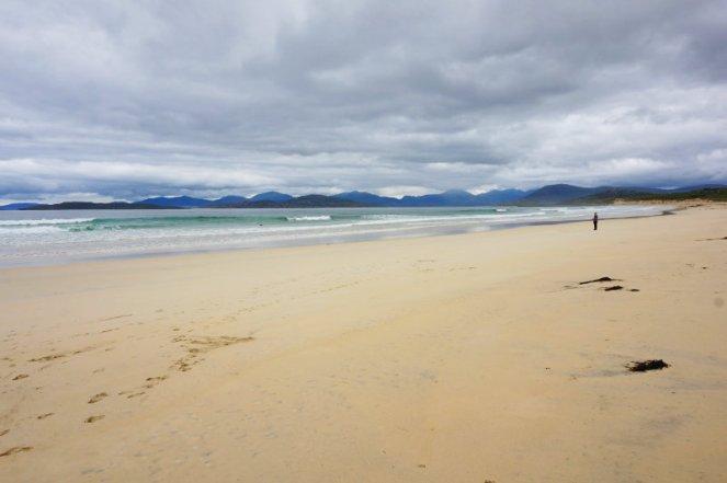 Sgarasta / Scarista beach, Isle Of Harris, Outer Hebrides, Scotland
