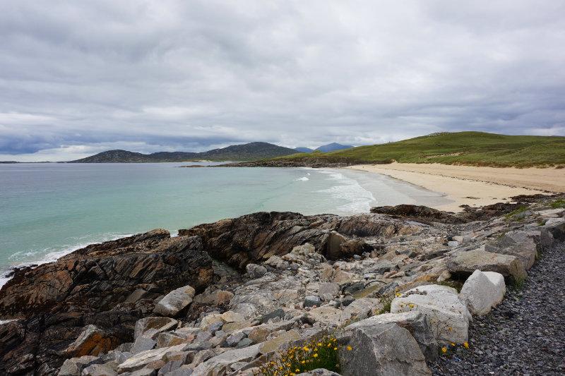 Nisabost Beach, Isle Of Harris, Outer Hebrides, Scotland