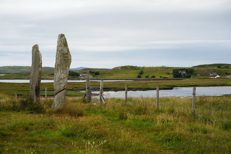 Callanish Stones 2, Isle Of Lewis, Scotland