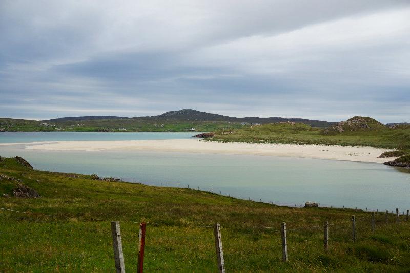 Uig Bay, Isle Of Lewis, Outer Hebrides, Scotland