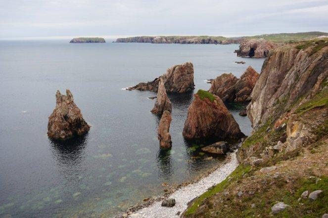 Mangersta stacks, Isle Of Lewis, Outer Hebrides, Scotland