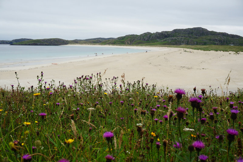 Reef Beach, Isle Of Lewis, Outer Hebrides, Scotland