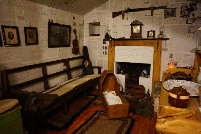 Uig Museum, Isle Of Lewis, Scotland