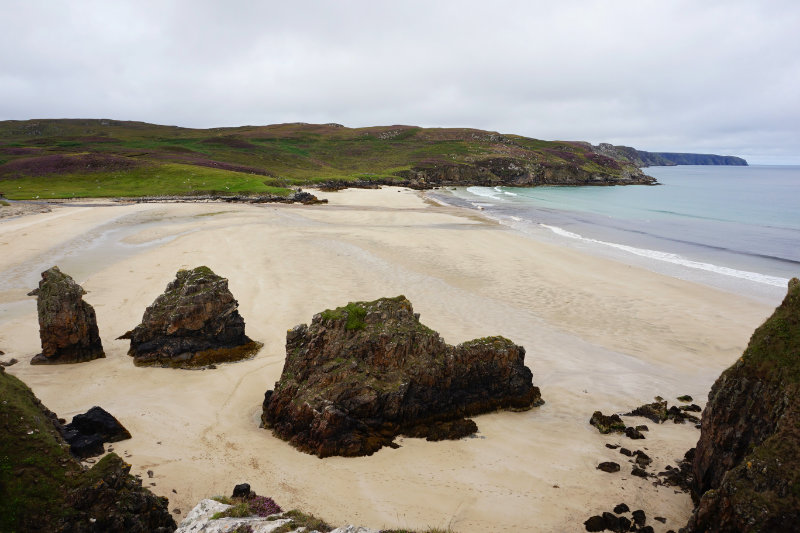 Garry Beach, Isle Of Lewis, Outer Hebrides, Scotland